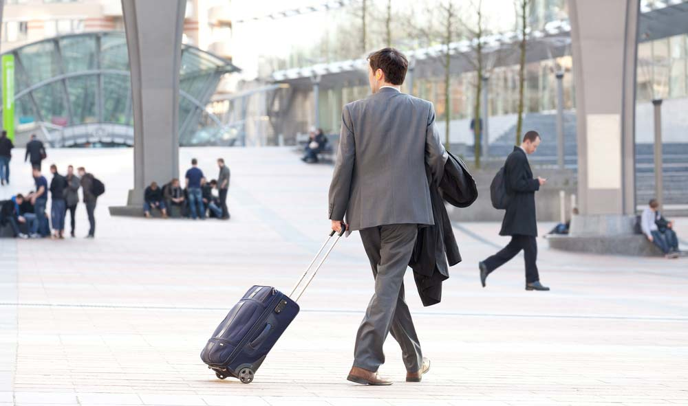 4 Tips to Prevent Business Travel Burnout