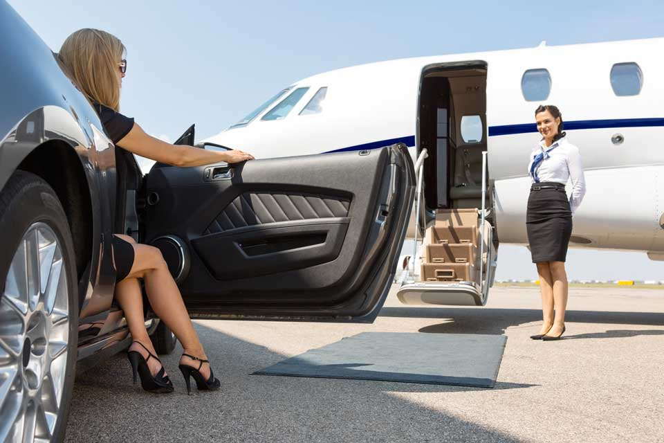 Airport Transportation Services - Pride Connecticut Limo
