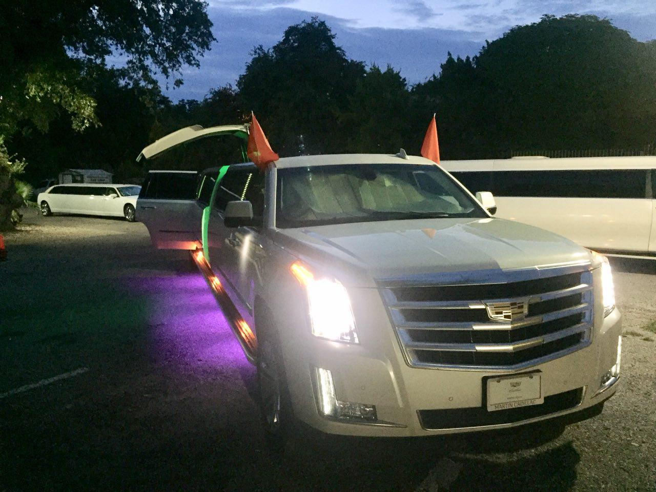 limo service in Meriden ct